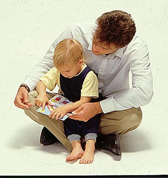 Как научить ребенка говорить: мастер